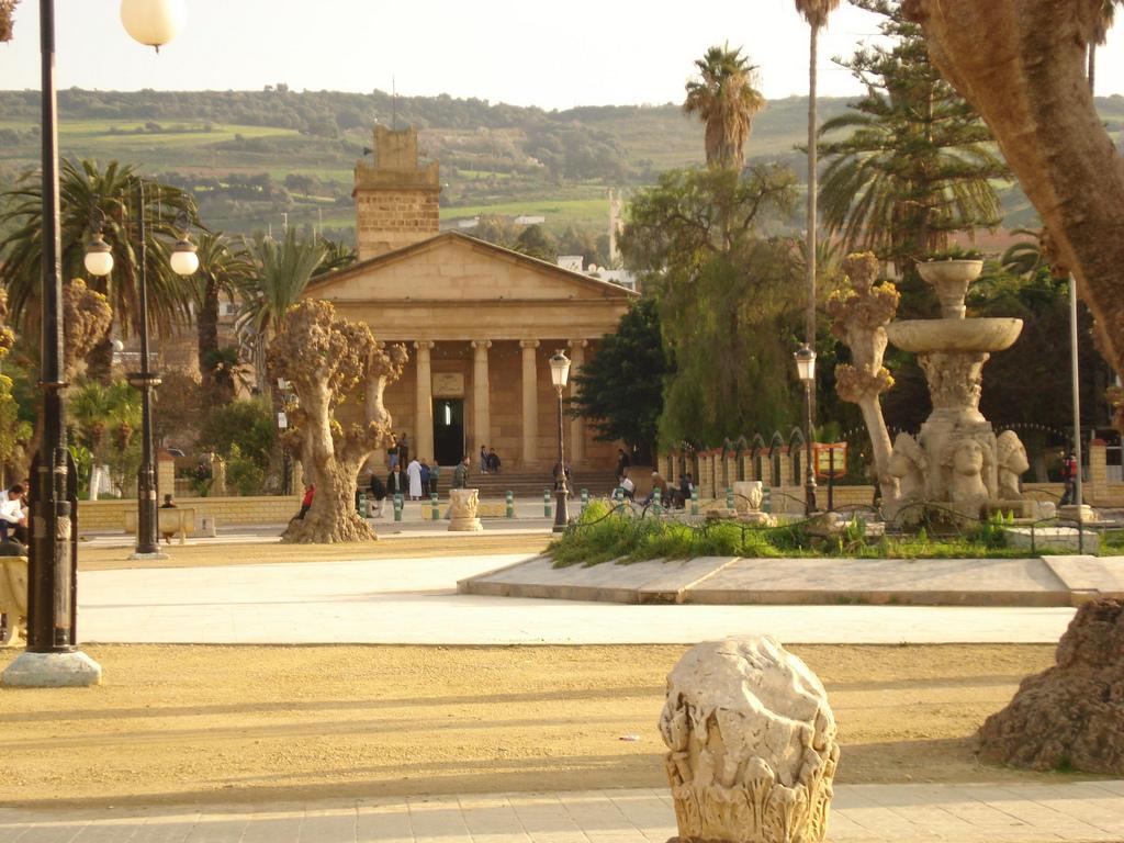 Pictures of Juba II & Cleopatra Selene's Capital City