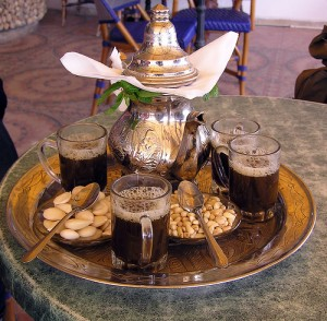Beverages of Ancient Romanized North Africa: Recipes for Mint Tisane & Hibiscus Tea (#tastytuesday)