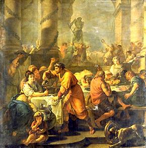 Io Saturnalia! A Holiday Party Tray, Ancient Roman Style ...