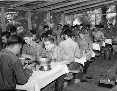 Soup's On: Eating in a Civilian Conservation Corps Mess #foodiefriday