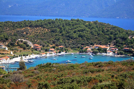 When the Isle of Samos was the Center of the World