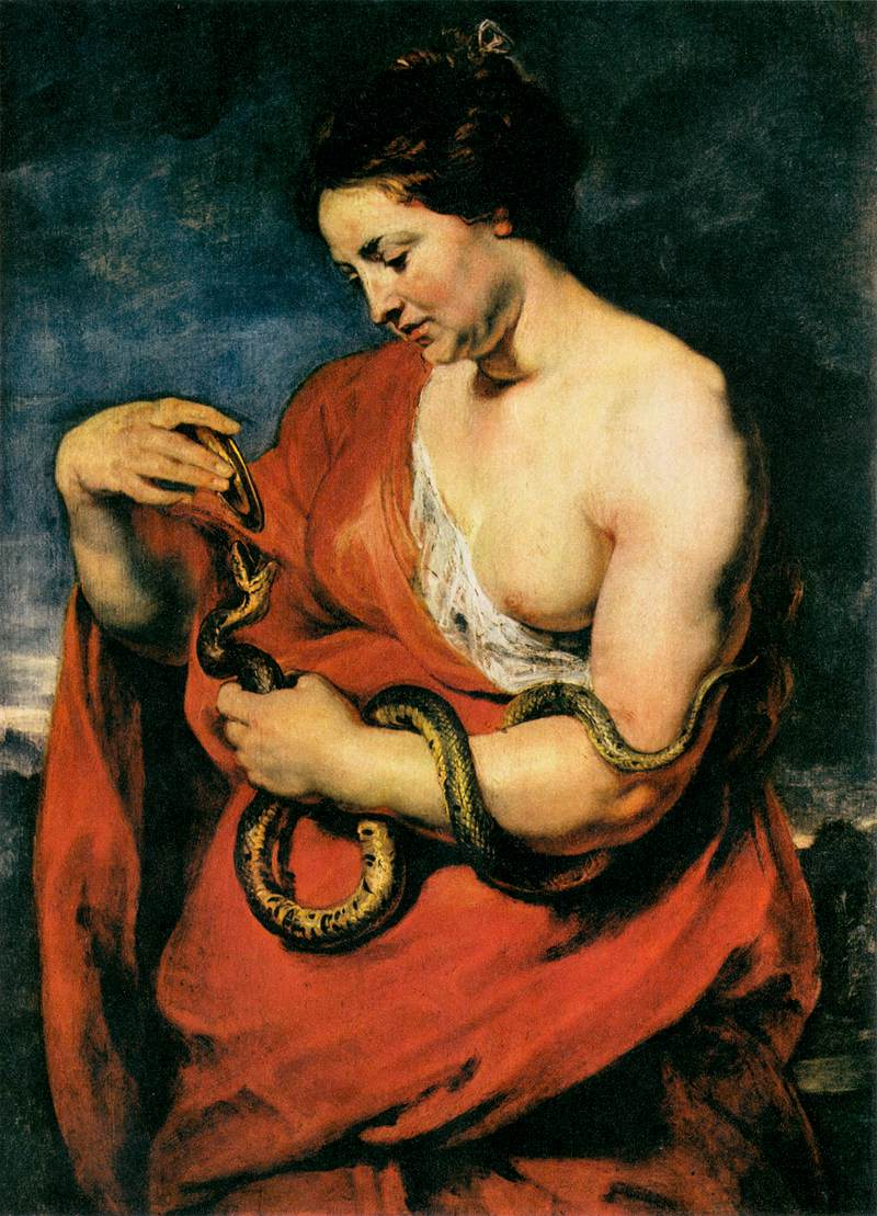 Snake Charming, Serpent Symbolism & Slithery Politics in the Ancient World