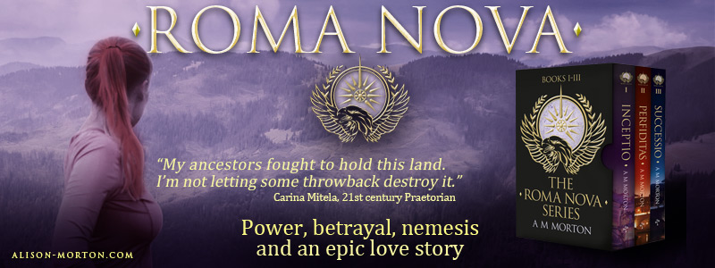 Suppose a part of Ancient Rome survived?