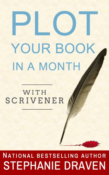 Plot your Book in a Month…with Scrivener