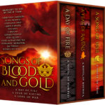 My New Release: Songs of Blood and Gold