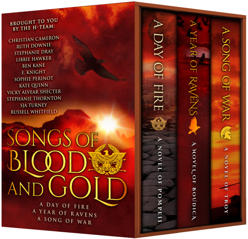 Songs of Blood and Gold