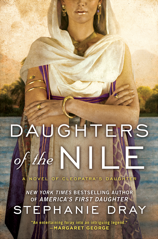 Book Club Guide for DAUGHTERS OF THE NILE!