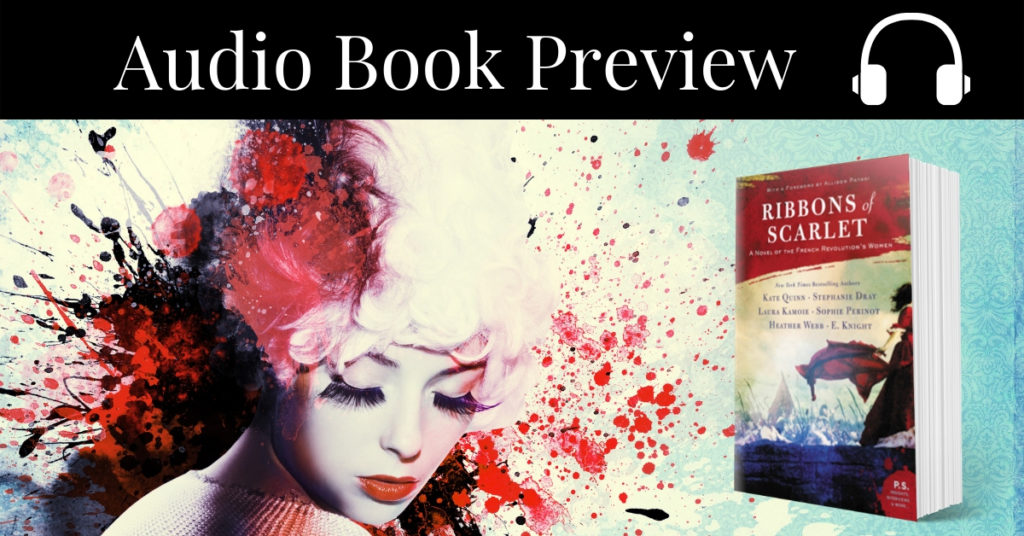 Listen to a Preview of Ribbons of Scarlet!