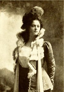 Minnie Ashley, who performed this musical