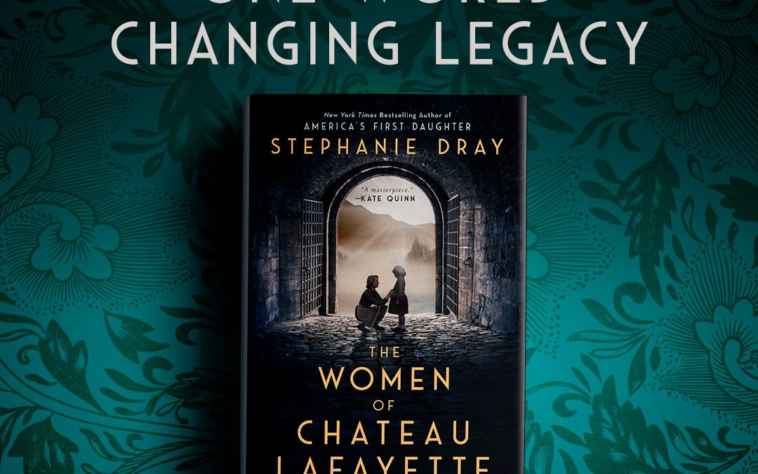 Now Available! The Women of Chateau Lafayette