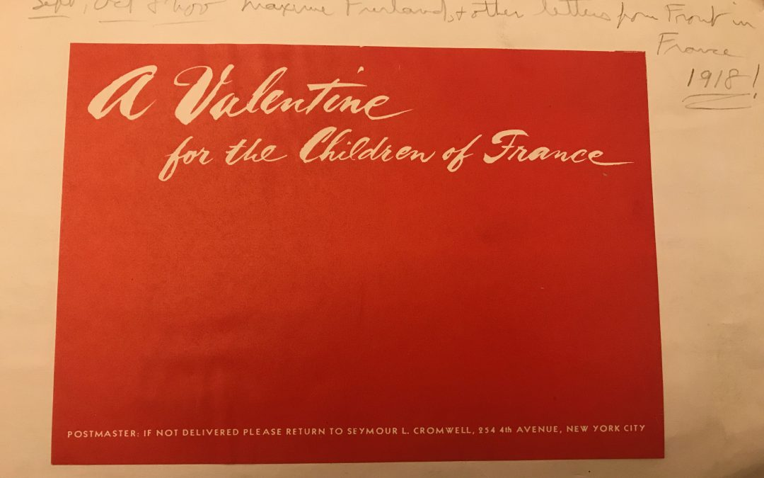 The Furlaud Love Letters