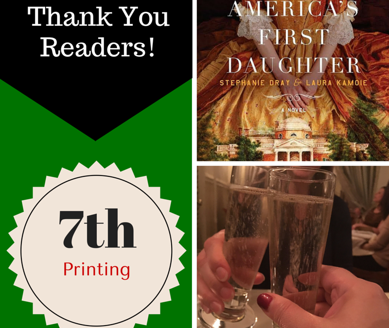 America's First Daughter in its 7th Printing