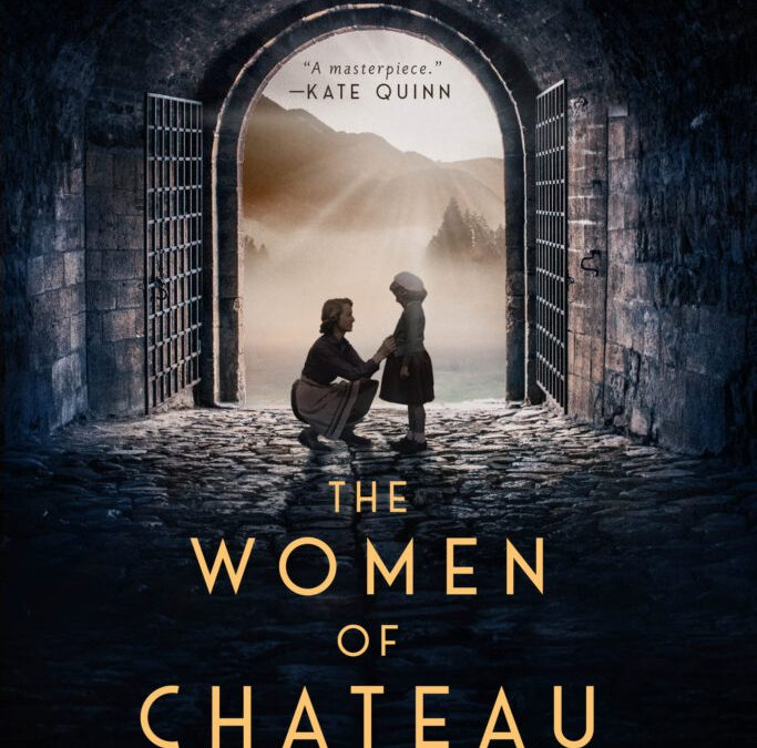 The Women of Chavaniac Cover Reveal