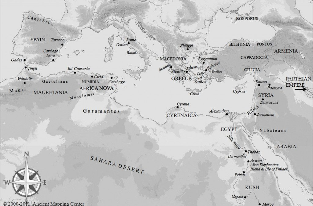 So-Called Barbaric Nomads & Troublemakers on the Edge of the Roman Empire